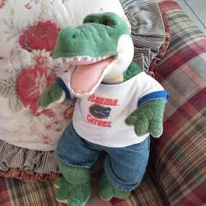 *3 FOR $30* Go Gators Plush Alligato